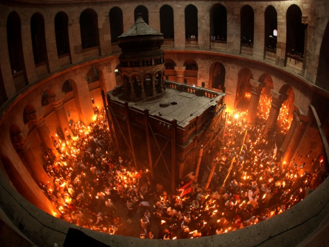 ECHOES OF CHRISTIAN JERUSALEM